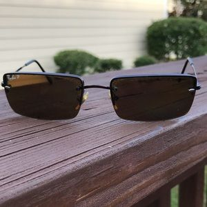 Authentic Ray Ban Polarized sunglasses